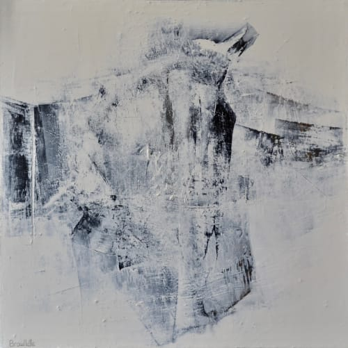 OISEAU DE PAIX   Paintings by Johanne Brouillette
