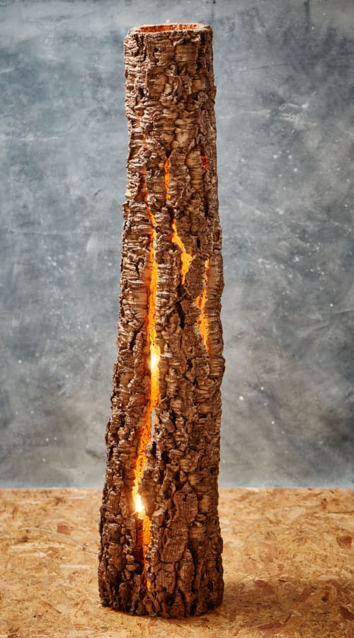 Lighting Design by TOMER DEKEL - LIGHTING ART seen at Private Residence, Tel Mond - Lava Light Fixture