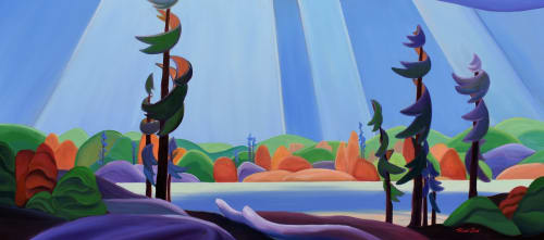 Bärbel Smith - Paintings and Art