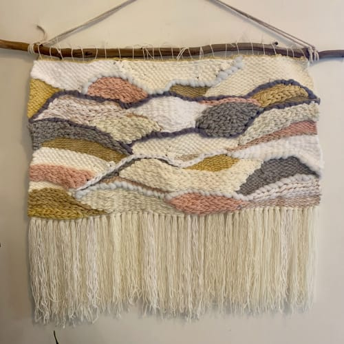 Wall Hangings by Fringe Lily Creations seen at Fairbanks, Fairbanks - Sundae Mountain