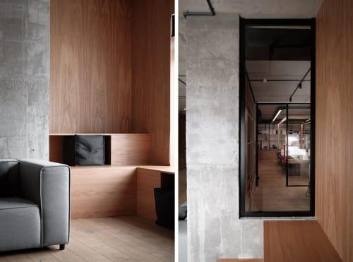 Interior Design by DA bureau seen at Тревизан Россия Trevisan Russia, Sankt-Peterburg - Trevisan
