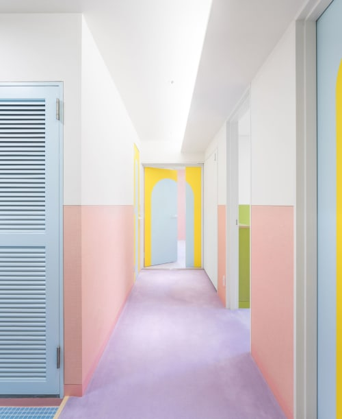 Interior Design by Adam Nathaniel Furman seen at Private Residence, Chiyoda City - Nagatacho