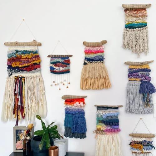 Gabrielle Mitchell Studio - Macrame Wall Hanging and Art