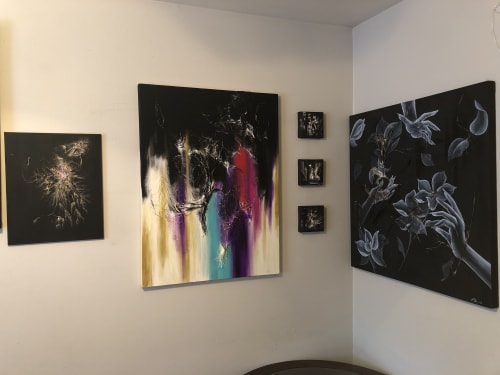 Brittany M Noriega Art - Paintings and Art