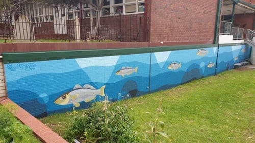 Toby Tomlinson - Murals and Art