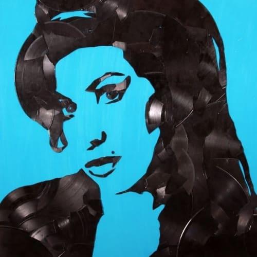 Art & Wall Decor by Greg Frederick seen at Signature San Francisco, San Francisco - Prince and Amy Winehouse