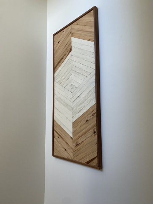 Wall Hangings by Aleksandra Zee seen at Rachely's Home, San Francisco - Wood Art