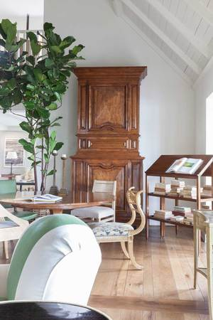 Interior Design by APARAT by Olga Naiman seen at Rose Tarlow Melrose House, Los Angeles - Interior Design