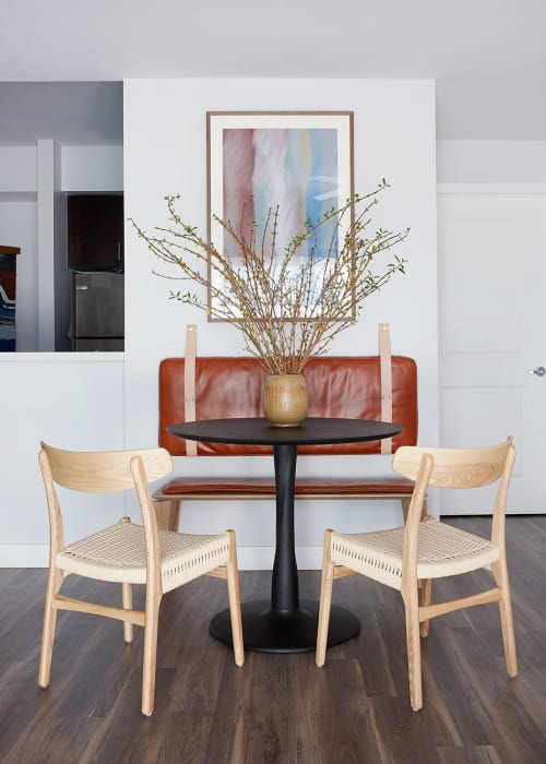 Tables by Industry West seen at Private Residence, Mar Vista, Los Angeles - Tables