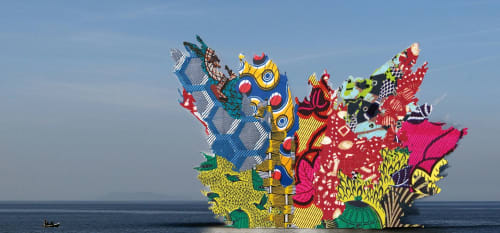 Eirini Linardaki - Art and Public Art