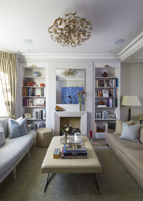 Lighting Design by VILLAVERDE London seen at Private Residence, London - TOWN HOUSE