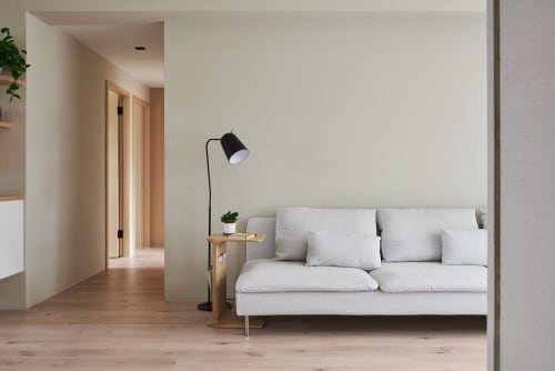 Lamps by SEED Design USA - DODO Floor Lamp