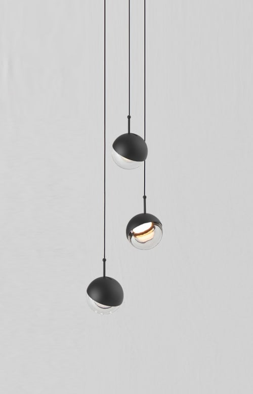 Pendants by SEED Design USA seen at 858 Lind Ave SW, Renton - DORA Pendant P3