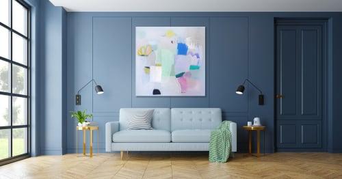 Shina Choi - Macrame Wall Hanging and Art