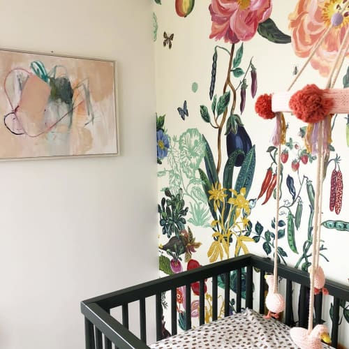 Paintings by Amy Stone seen at Private Residence, Seattle - Abstract Painting