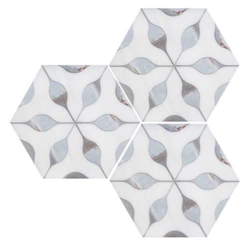 Tiles by StoneImpressions seen at Saint Croix - Alston Stilnovo Tile