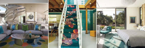Emma Gardner Design, LLC - Rugs and Tiles
