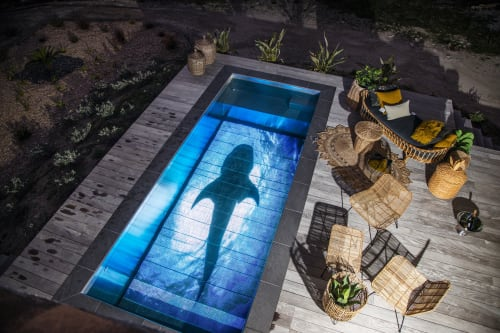 Architecture by ASB GlassFloor seen at Private Residence - 21h40