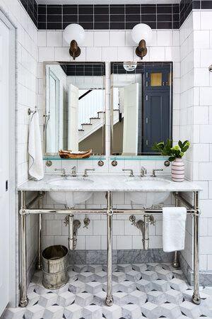 Interior Design by Zoe Feldman Design seen at Private Residence - Historic Mass Avenue Interior Design