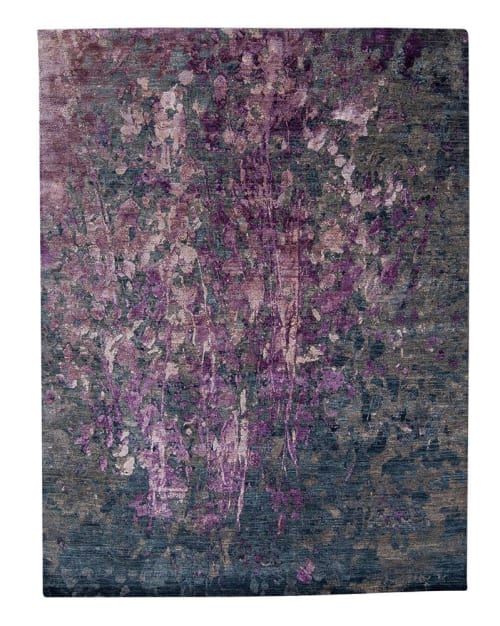 Rugs by Madison Lily Rugs seen at Creator's Studio, Houston - Elusive | Saule Collection