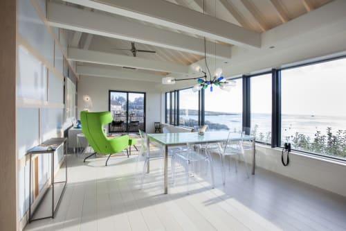 Interior Design by Ruhl Studio Architects at Gap Cove, Rockport - Architectural Design