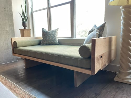 """Couches & Sofas by Woods By Woods, LLC seen at Private Residence, Dallas - """"The Día"""""""