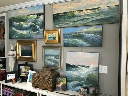 Diane Larson Fine Art - Renovation and Paintings