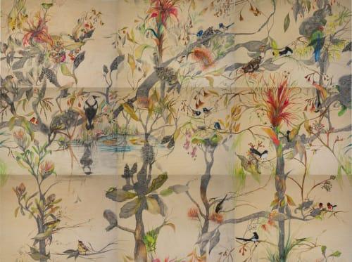 Julianne Ross Allcorn ARTIST - Paintings and Art