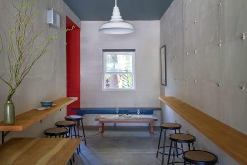 Interior Design by ROY seen at Birba, San Francisco - Interior Design
