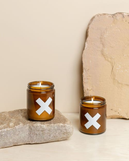 X Candle- 9oz | Lighting by Wax Buffalo