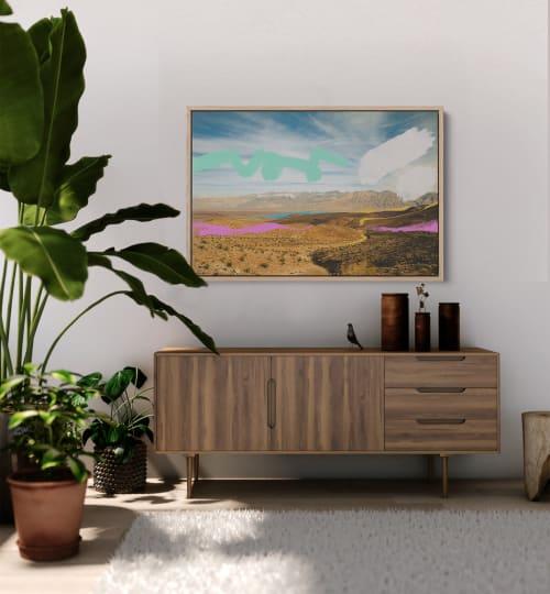 Photography by Kara Suhey Print Shop seen at Creator's Studio, Santa Barbara - La Tierra