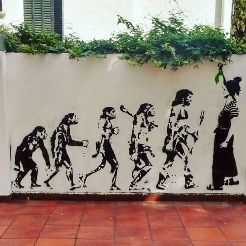 Minucha - Murals and Art