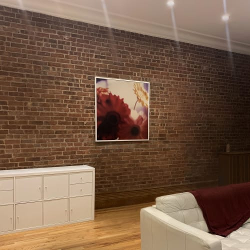 Art & Wall Decor by Pauline Galiana seen at Private Residence, New York - Pola Series_1