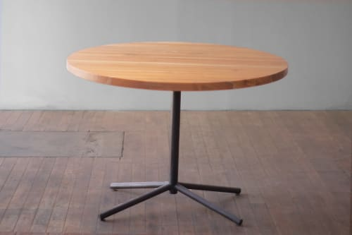 Orbit + Umbrella Dining Table | Tables by From the Source