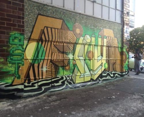 Don Fiya - Street Murals and Public Art