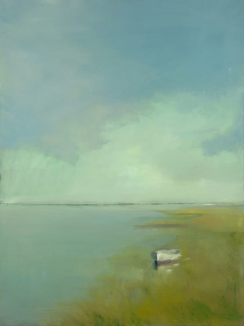 "Art & Wall Decor by YJ Contemporary seen at East Greenwich, East Greenwich - Anne Packard ""By Myself"""