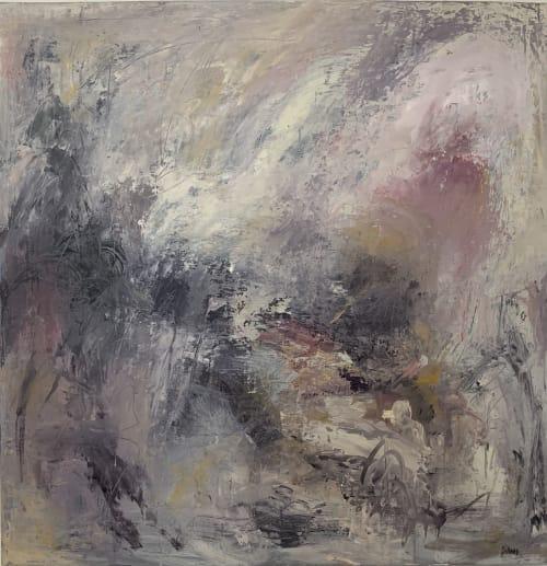 Paintings by Kelly Dillard Art seen at Dallas, Texas, USA, Dallas - Grampian Passage