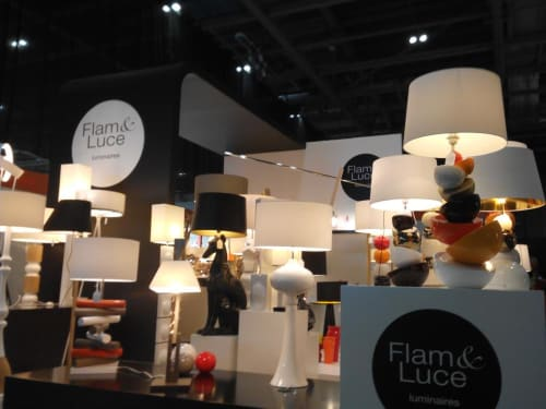 Flam & Luce Luminaires - Lamps and Sconces