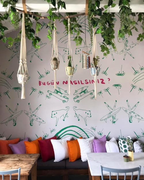 Root Design - Macrame Wall Hanging and Art