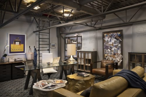 Interior Design by Jennifer Michele LLC seen at Montana - Commercial Spaces