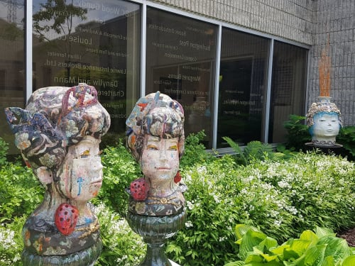 Joon Hee Kim - Planters & Vases and Planters & Garden