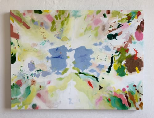 Maggie Perrin-Key - Paintings and Art
