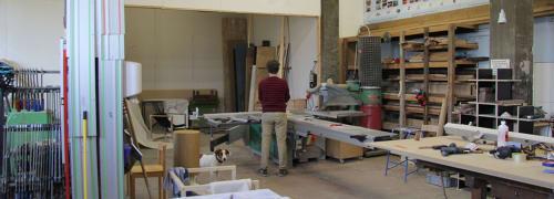 Mischa van der Wekke Vormmaker - Furniture and Renovation