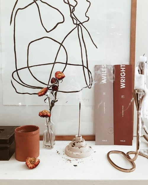 Art & Wall Decor by YIELD seen at Private Residence, Saint Petersburg - Meso Incense Holder