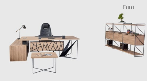 Furniture by Cagin Office Furniture seen at İstanbul, Istanbul - Fora