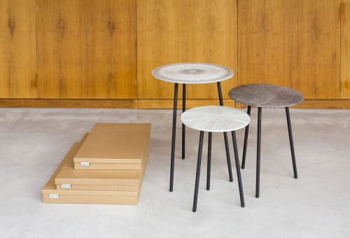 Tables by Matriz Design seen at Buenos Aires, Buenos Aires - SUCA BOX