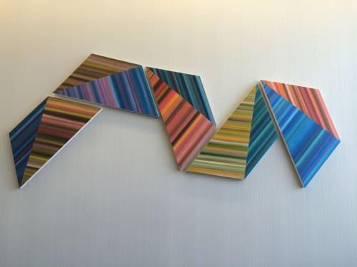 Louis Vega Treviño - Paintings and Art