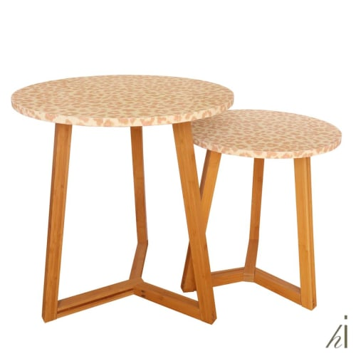 Tables by Habitat Improver - Furniture Restyle and Applied Arts seen at Creator's Studio, Lisbon - Double Jungle
