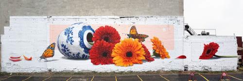 David Rice - Murals and Art