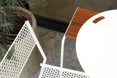 Tables by RAD Furniture seen at Sweetgreen - Los Angeles, Los Angeles - Cafe Suite